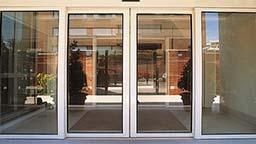 نصب درب اتوماتیک Automatic glass door