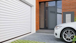 کرکره برقی Electric parking shutters100
