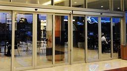 قیمت درب شیشه ای sliding glass door